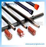 Mining를 위한 정강이 Hex 22*108mm Taper Drill Rod