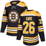 2018 nuovi Bruins 38 Ryan Fitzgerald di Boston degli uomini di marca 26 pullover del hokey di Noel Acciari Austin Czarnik David Backes Ryan Spooner della caverna 55 di Colby