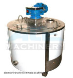Réservoir horizontal chaud de refroidissement du lait pour l'usine de nourriture (ACE-ZNLG-1003)