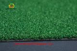 يضع اللون الأخضر اصطناعيّة طبيعيّ عشب مرح لأنّ لعبة غولف مصغّرة