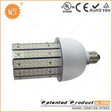 Het Licht van het LEIDENE Post Hoogste LEIDENE van de Lamp E27 E40 20W Graan van de Straat