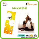 Pas de Mat van de Yoga van de Geschiktheid van de Afmeting, Mat van de Yoga van 3mm de Dikke aan