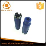 35mm Diamond Dry Core Bit, Foret brasée vide