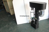 Máquina de tampa de enrolar de alumínio de mesa de alumínio