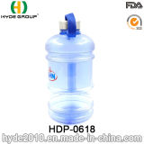 2.2L индивидуальные пластиковые BPA бесплатно бутылка воды, 1.89L пластиковый Sport кувшин воды (ПВР-0618)