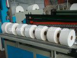 Papel higiénico maxi grabado Rewinder del rodillo de la alta calidad que hace la máquina