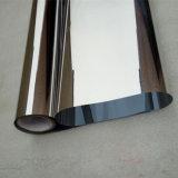 Pellicola riflettente di visione della finestra dello specchio solare unidirezionale autoadesivo del nastro per l'automobile e la Camera