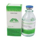 De Injectie van het Lactaat van Ciprofloxacina