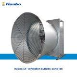 """54"""" do ventilador do Cone de borboletas de ventilação para aves de capoeira/carne de frango e casa de gado"""