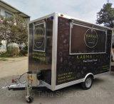 إسبانيا [شرّوس] عربة طعام البيع عربة كبير طعام عربة
