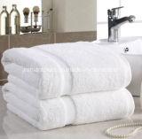 Usine 100% coton égyptien de gros hôtel Serviette de bain de luxe