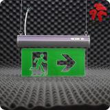 Grünes nachladbare Batterie-Backup-Ausgangs-Licht