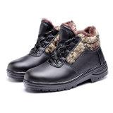 Обувь обеспеченностью кожи доказательства воды для работника