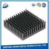 OEM штемпелюя Heatsinks профиля изготовления металла алюминиевые/радиатор для слоения ротора мотора DC