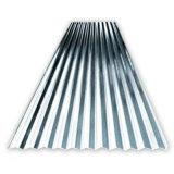 長いスパン亜鉛波形の屋根ふきシート