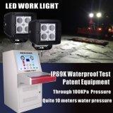 防水ジープのラングラーIP69Kのための12Wクリー族LED作業ライト