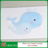 Película imprimible del traspaso térmico del color ligero de Qingyi