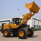De Chinese Lader van het Wiel van de Fabrikant Zl50 5ton