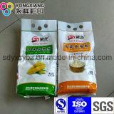 Harina de granos/bolsa de plástico o arroz.