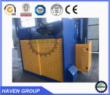 Pantalla digital hidráulico automático de la prensa de doblado de WC67K