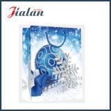 Подарки украшений праздника рождества пакуя мешки несущей покупкы бумажные