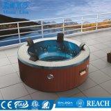Monalisa Sistema Balboa Ronda ao ar livre spa banheira de hidromassagem (M-3329)