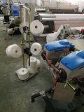 Хлопчатобумажной ткани Африке Khanga ткацкий станок струей воздуха изоляционную трубку с проводами питания