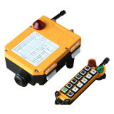 Ricevitore trasmettitore a distanza senza fili dell'interruttore del regolatore della gru elettrica industriale di F24-12s