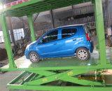 O estacionamento em garagem 5000kg carro elevador da plataforma com marcação CE