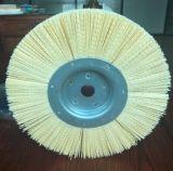 Escovas industriais personalizados escovas de Roda da engrenagem para rebarbar (WB-10)