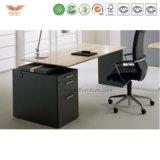 Büro-Möbel/Büro-Schreibtisch/moderner Melamin-Metallbein-Möbel-Schreibtisch