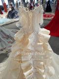Planície Aolanes Lace Mermaid Strapless vestido de noiva 110639
