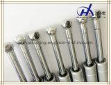 Material de prata do aço inoxidável de mola de gás com boa qualidade