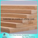 Tarjeta de bambú carbonizada del bambú del panel de la estructura horizontal de bambú de la madera contrachapada de 10m m