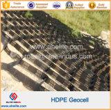 Geosintéticos Polietileno de alta densidad HDPE Geocel