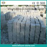Preto/Cinza/Vermelho/Branco/Amarelo/Verde tijolos de granito/Pedra Afogarem/estrada/caminho Espalhadoras/Cubos/Pedra de Pavimentação