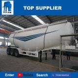 대륙간 탄도탄 차량 - 반 60 톤 시멘트 창고 유조선 Bulker 트레일러 건조한 대량 시멘트 분말 트럭 두바이