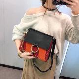 PUの革ハンドバッグの女性のショルダー・バッグのファッション・デザイナーのショルダー・バッグ2018新しいデザイン袋(WDL0463)