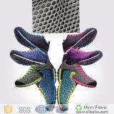 Des Polyester-A4403 zusammengesetzte Materialien 100% Ineinander greifen-des Gewebe-Y für Schuhe