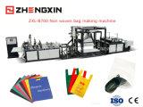 Мешок High Speed Non сплетенный плоский делая машину Zxl-B700