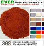 Vernici rosse semi lucide liscie del rivestimento della polvere di colore del Matt Ral dello spruzzo elettrostatico per l'estintore Cabinet