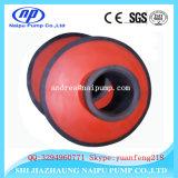 Resistente a la corrosión y abrasión horizontal de la bomba de lodo