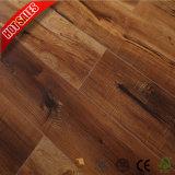 взгляд настила ламината текстуры 12mm деревянный