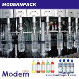 Pura agua embotellada automática máquina de llenado de bebidas