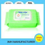 80PCS tela no tejida en húmedo toallita de bebé del bebé del producto (BW003)
