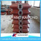 Niedriger Preis-Gießerei-Geräten-Formteil-Zeile verwendeter Form-Kasten für Gießerei