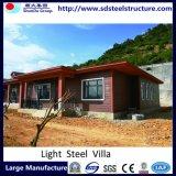 El bastidor de acero de la luz económica Casa prefabricados