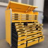 Armario de herramientas de servicio pesado mayorista con rodamiento de bolas riel de deslizamiento