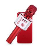 De draadloze Microfoon van de Karaoke Bluetooth Handbediende KTV met StereoSpreker