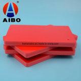 Tarjeta rígida de la espuma del PVC de los varios colores para hacer publicidad
